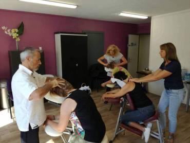 Comment choisir une bonne formation au massage assis
